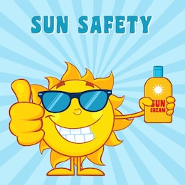 DON'T FORGET YOUR SUNGLASSES!