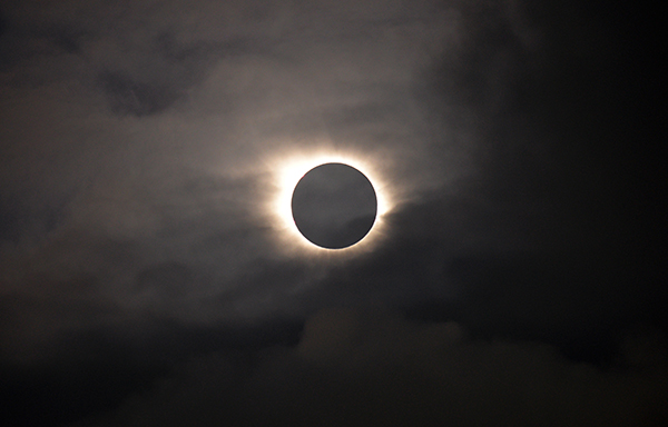 There is a solar eclipse coming up on Monday the 21st of August.